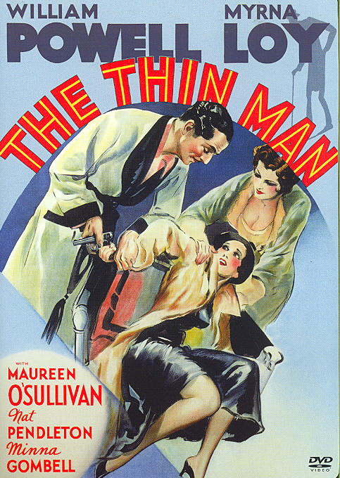THIN MAN BY POWELL,WILLIAM (DVD)